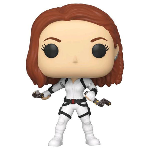 *Pre-order* Black Widow - Black Widow White Pop! Vinyl (ETA February)