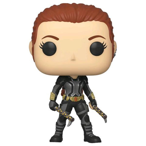 *Pre-order* Black Widow - Black Widow Grey Suit US Exclusive Pop! Vinyl (ETA February)