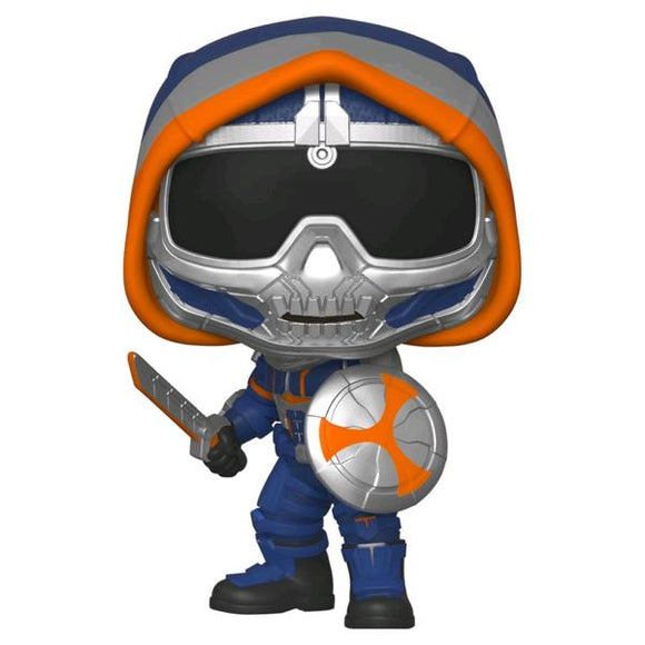*Pre-order* Black Widow - Taskmaster with Shield Pop! Vinyl (ETA February)