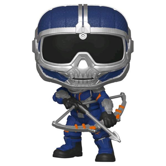 *Pre-order* Black Widow - Taskmaster with Bow Pop! Vinyl (ETA February)