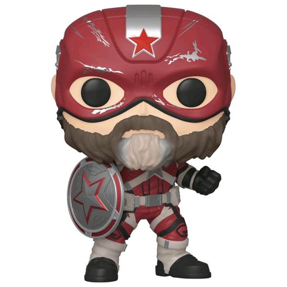 *Pre-order* Black Widow - Red Guardian Pop! Vinyl (ETA February)