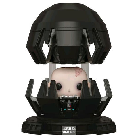 *Pre-order* Star Wars - Darth Vader Meditation Chamber Pop! Vinyl Deluxe (ETA March)