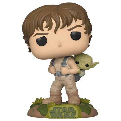 *Pre-order* Star Wars - Luke training with Yoda Pop! Vinyl (ETA March)