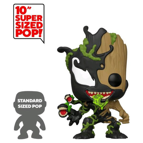 "*Pre-order* Venom - Venomized Baby Groot 10"" Pop! Vinyl (ETA January)"