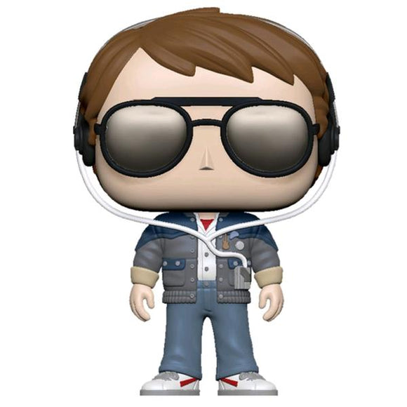*Pre-order* Back to the Future - Marty with Sunglasses Pop! Vinyl (ETA June)