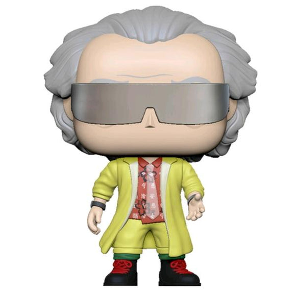 *Pre-order* Back to the Future - Doc 2015 Pop! Vinyl (ETA June)