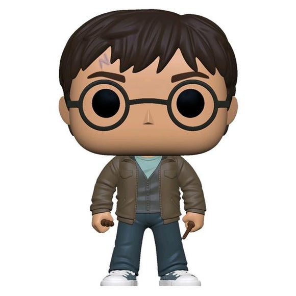 Harry Potter - Harry with Two Wands US Exclusive Pop! Vinyl