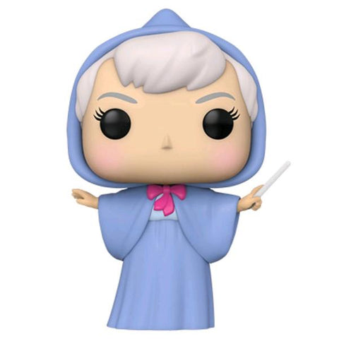 *Pre-order* Cinderella - Fairy Godmother Pop! Vinyl (ETA January)