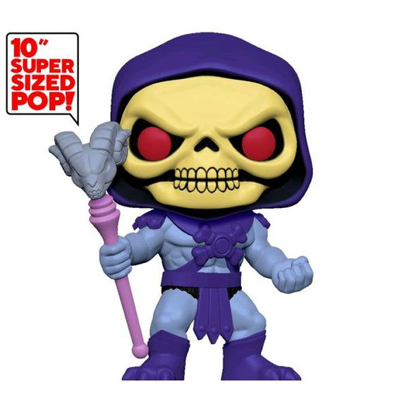 *Pre-order* Masters of the Universe - Skeletor 10
