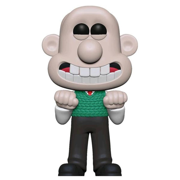 *Pre-order* Wallace & Gromit - Wallace Pop! Vinyl (ETA May)