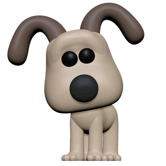 *Pre-order* Wallace & Gromit - Gromit Pop! Vinyl (ETA May)