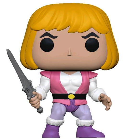 *Pre-order* Masters of the Universe - Prince Adam Pop! Vinyl (ETA May)