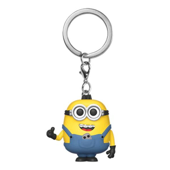 *Pre-order* Minions 2 - Otto w/Pet Rock Pocket Pop! Vinyl Keychain (ETA April)