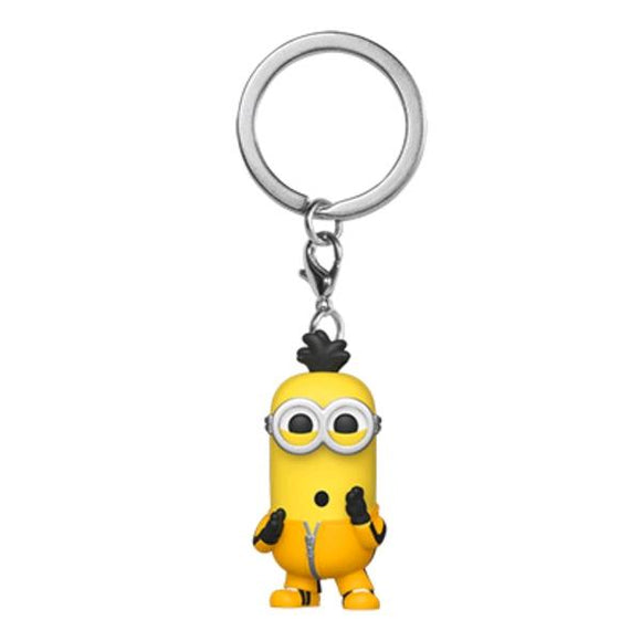 *Pre-order* Minions 2 - Kevin Kung Fu Pocket Pop! Vinyl Keychain (ETA April)