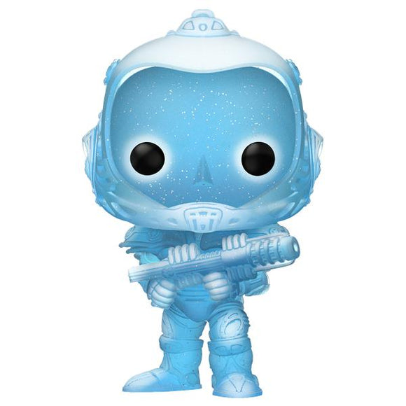Batman & Robin - Mr Freeze Glow Pop! Vinyl SD20