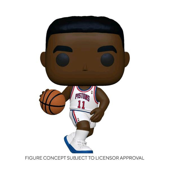 *Pre-order* NBA: Legends - Isiah Thomas (Pistons Home) Pop! Vinyl (ETA May)
