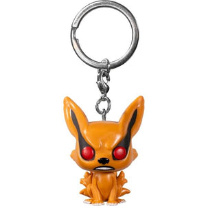 Naruto: Shippuden - Kurama US Exclusive Pocket Pop! Vinyl Keychain