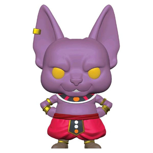 *Pre-order* Dragon Ball Super - Champa Flocked US Exclusive Pop! Vinyl (ETA June)