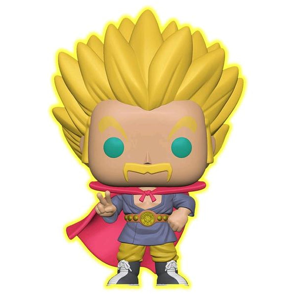 *Pre-order* Dragon Ball Super - Super Saiyan Hercule Glow US Exclusive Pop! Vinyl (ETA May)