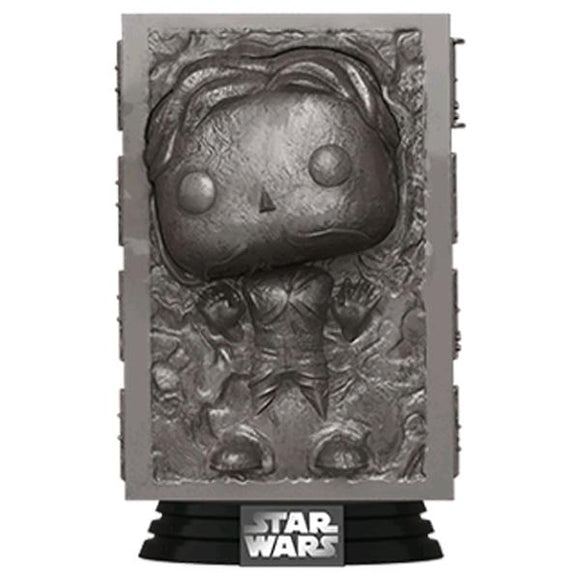 *Pre-order* Star Wars - Han in Carbonite Pop! Vinyl (ETA March)