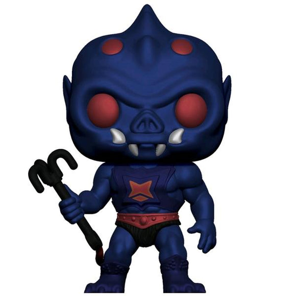 *Pre-order* Masters of the Universe - Webstor Metallic US Exclusive Pop! Vinyl (ETA May)