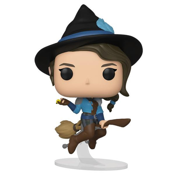Vox Machina - Vex on Broom Pop! Vinyl SD20
