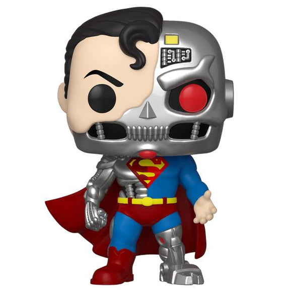 Superman - Cyborg Superman Pop! Vinyl SD20
