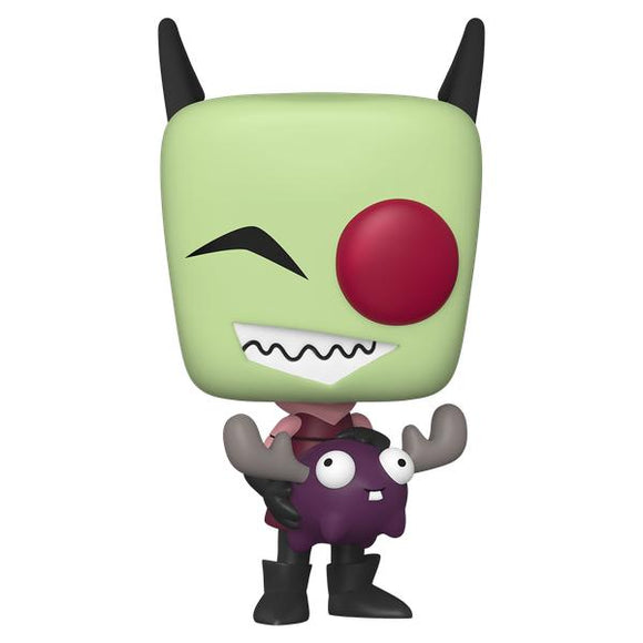 Invader Zim - Zim with Minimoose Pop! Vinyl SD20