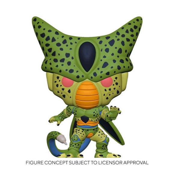 *Pre-order* Dragon Ball Z - Cell First Form Glow US Exclusive Pop! Vinyl (ETA April)