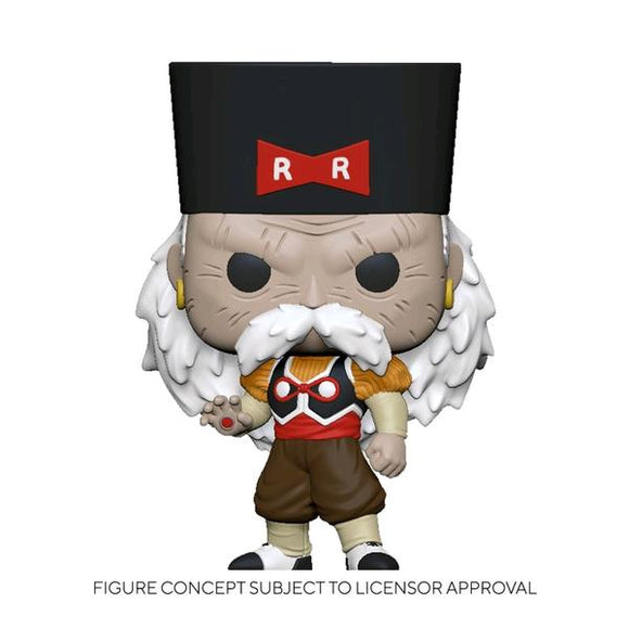 *Pre-order* Dragon Ball Z - Dr Gero Pop! Vinyl (ETA April)