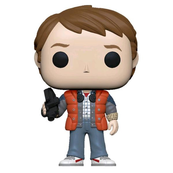 *Pre-order* Back to the Future - Marty in Puffy Vest Pop! Vinyl (ETA June)