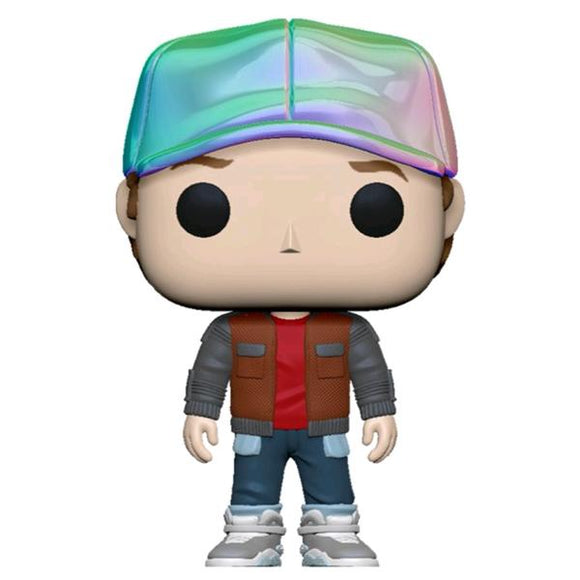 *Pre-order* Back to the Future - Marty in Future Outfit Pop! Vinyl (ETA June)