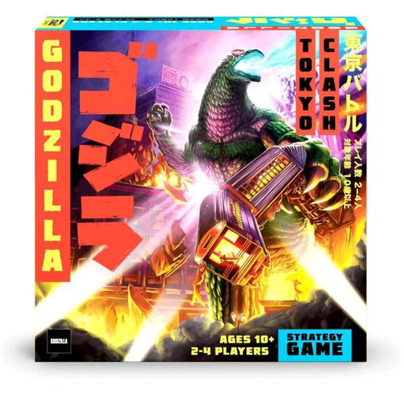 *Pre-order* Godzilla - Super Kaiju Strategy Game (ETA July)