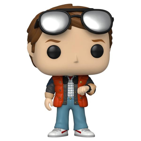 Back To The Future - Marty checking watch Pop! Vinyl SD20