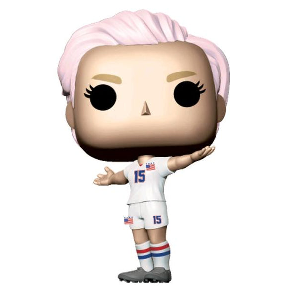 *Pre-order* USWNT - Megan Rapinoe Pop! Vinyl (ETA May)