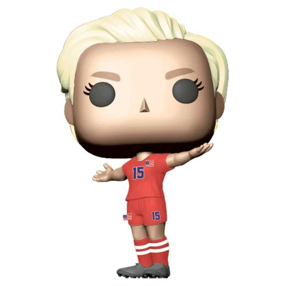 *Pre-order* USWNT - Megan Rapinoe (Away Jersey) US Exclusive Pop! Vinyl (ETA May)