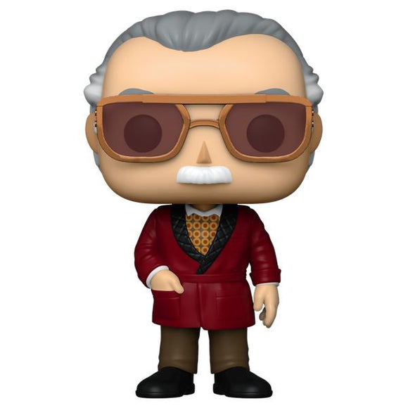 Stan Lee - Cameo Iron Man Pop! Vinyl SD20