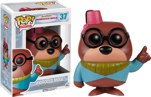 Secret Squirrel - Morocco Mole Pop! Vinyl