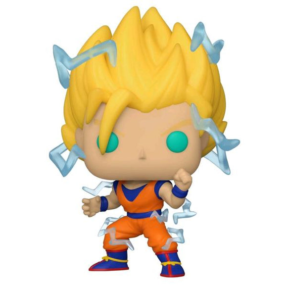 Dragon Ball Z - Goku Super Saiyan 2 US Exclusive CHASE Pop! Vinyl Bundle