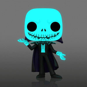 *Pre-order* The Nightmare Before Christmas - Jack Vampire Glow US Exclusive Pop! Vinyl (ETA July)