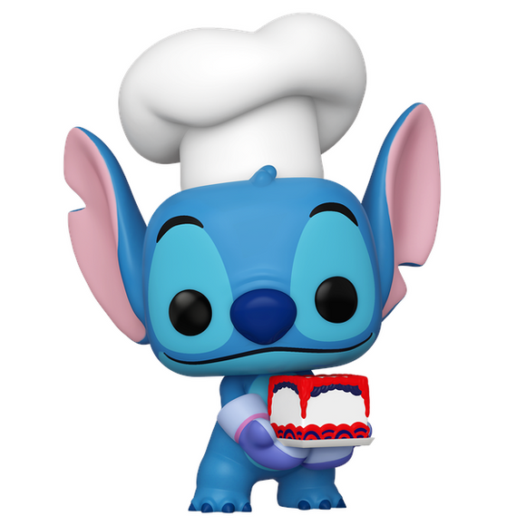 Lilo & Stitch - Stitch Chef Pop! Vinyl NY20