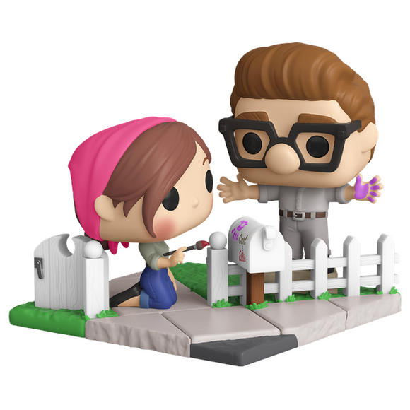 Up - Carl & Ellie Movie Moments Pop! Vinyl NY20