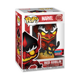 SpiderMan - Red Goblin Pop! Vinyl NY20