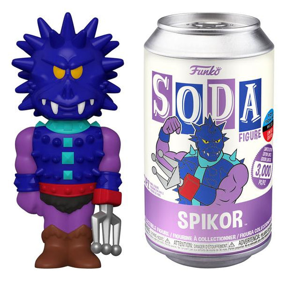 Masters Of The Universe - Spikor Vinyl Soda NY20