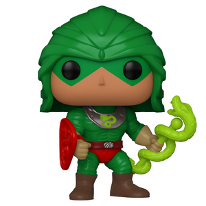 Masters Of The Universe - King Hiss Pop! Vinyl NY20