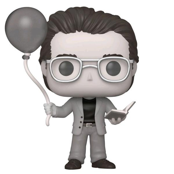 Icons - Stephen King with Red Balloon Black & White US Exclusive Pop! Vinyl