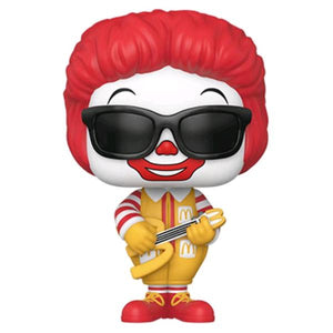 *Pre-order* McDonald's - Ronald Rock Out Pop! Vinyl (ETA December)