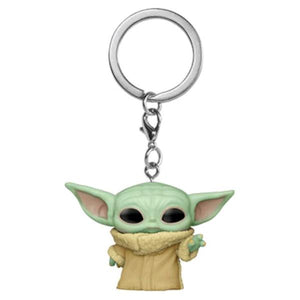*Pre-order* Star Wars: The Mandalorian - The Child Pocket Pop! Vinyl Keychain (ETA May)