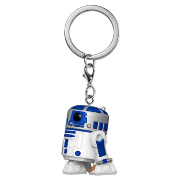 *Pre-order* Star Wars - R2-D2 Pocket Pop! Vinyl Keychain (ETA May)