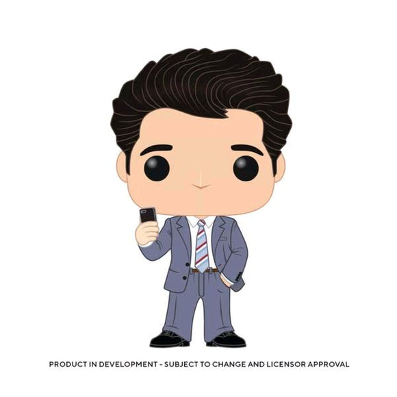 *Pre-order* Space Force - F Tony Scaramucci US Exclusive Pop! Vinyl (ETA January 2021)